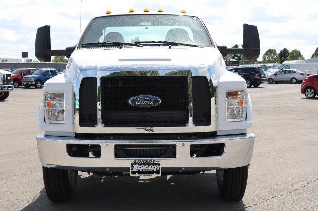 2017 F-650 Regular Cab Cab Chassis #FTH4590 - photo 4