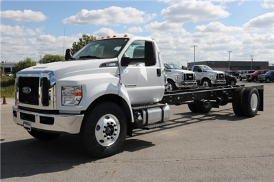 2017 F-650 Regular Cab Cab Chassis #FTH4590 - photo 1