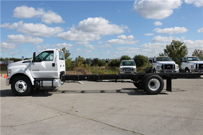 2017 F-650 Regular Cab Cab Chassis #FTH4590 - photo 5