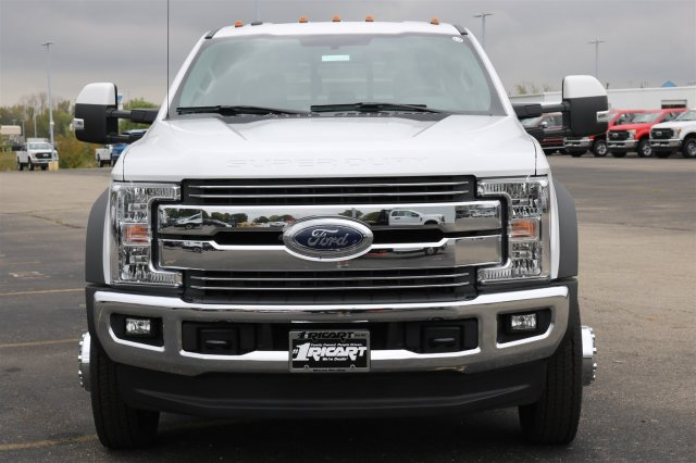 2017 F-550 Crew Cab DRW 4x4, Hillsboro Platform Body #FTH4699 - photo 15