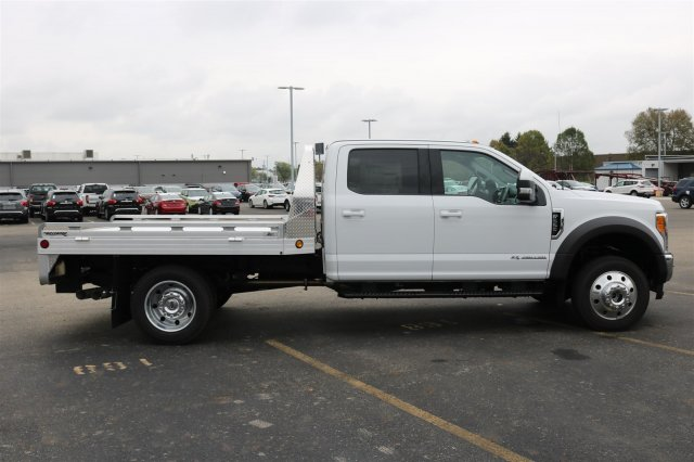 2017 F-550 Crew Cab DRW 4x4, Hillsboro Platform Body #FTH4699 - photo 19