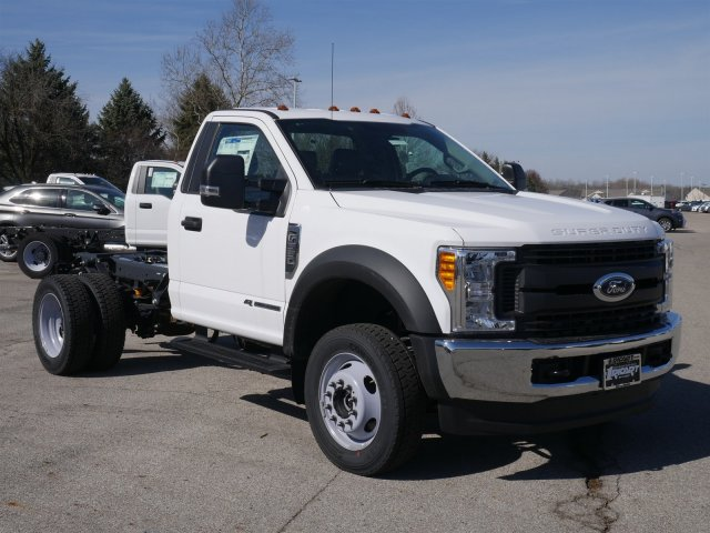 2017 F-550 Regular Cab DRW 4x4, Cab Chassis #FTH4844 - photo 3