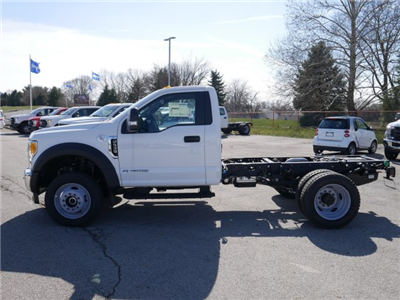 2017 F-550 Regular Cab DRW 4x4, Cab Chassis #FTH4844 - photo 5