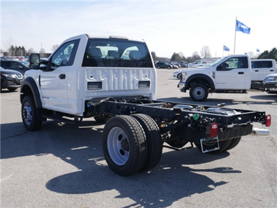 2017 F-550 Regular Cab DRW 4x4, Cab Chassis #FTH4844 - photo 2