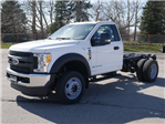 2017 F-550 Regular Cab DRW 4x4, Cab Chassis #FTH4844 - photo 1