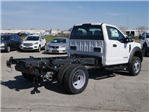 2017 F-550 Regular Cab DRW 4x4, Cab Chassis #FTH4844 - photo 7