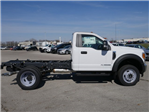 2017 F-550 Regular Cab DRW 4x4, Cab Chassis #FTH4844 - photo 8