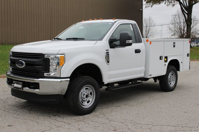 2017 F-250 Regular Cab 4x4, Knapheide Standard Service Body #FTH4861 - photo 1