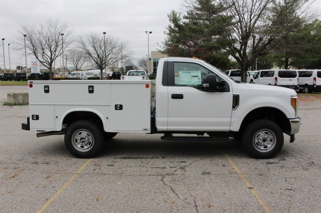 2017 F-250 Regular Cab 4x4, Knapheide Standard Service Body #FTH4861 - photo 8