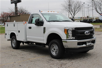 2017 F-250 Regular Cab 4x4, Knapheide Standard Service Body #FTH4861 - photo 3