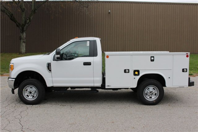 2017 F-250 Regular Cab 4x4, Knapheide Standard Service Body #FTH4861 - photo 5