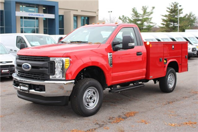 2017 F-250 Regular Cab 4x4, Knapheide Standard Service Body #FTH4862 - photo 1