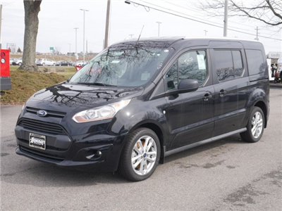 2018 Transit Connect, Passenger Wagon #FTJ2100 - photo 1