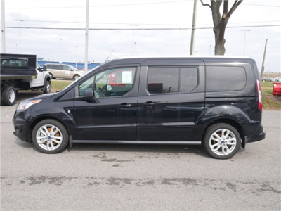 2018 Transit Connect, Passenger Wagon #FTJ2100 - photo 5