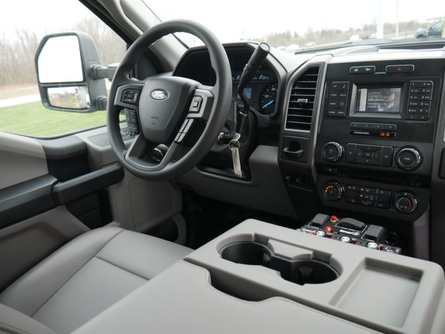 2018 F-550 Regular Cab DRW 4x4,  Rugby Dump Body #FTJ2415 - photo 12