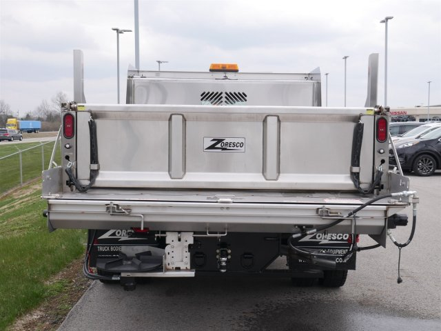 2018 F-550 Regular Cab DRW 4x4,  Rugby Dump Body #FTJ2415 - photo 5