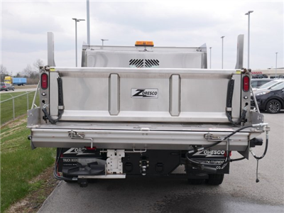 2018 F-550 Regular Cab DRW 4x4,  Rugby Z-Spec Dump Body #FTJ2415 - photo 5
