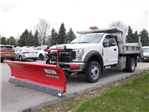 2018 F-550 Regular Cab DRW 4x4,  Rugby Dump Body #FTJ2415 - photo 1