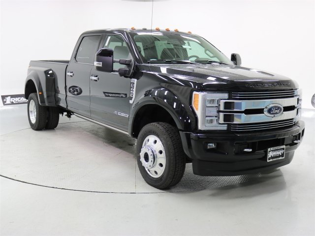 2018 F-450 Crew Cab DRW 4x4,  Pickup #FTJ2424 - photo 3