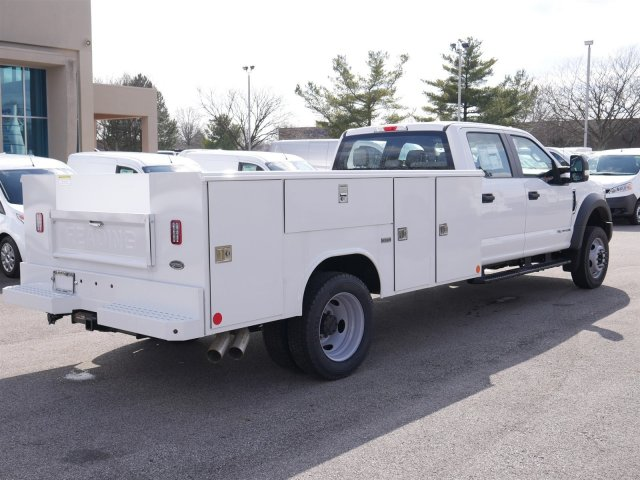 2018 F-550 Crew Cab DRW 4x2,  Reading Classic II Steel Service Body #FTJ2560 - photo 7