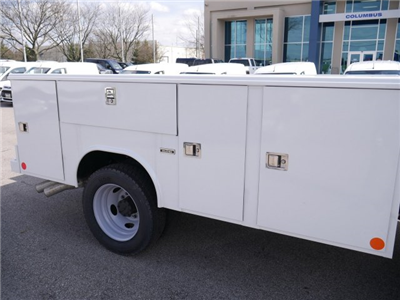 2018 F-550 Crew Cab DRW 4x2,  Reading Classic II Steel Service Body #FTJ2560 - photo 15
