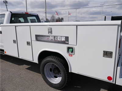 2018 F-550 Crew Cab DRW 4x2,  Reading Classic II Steel Service Body #FTJ2560 - photo 18