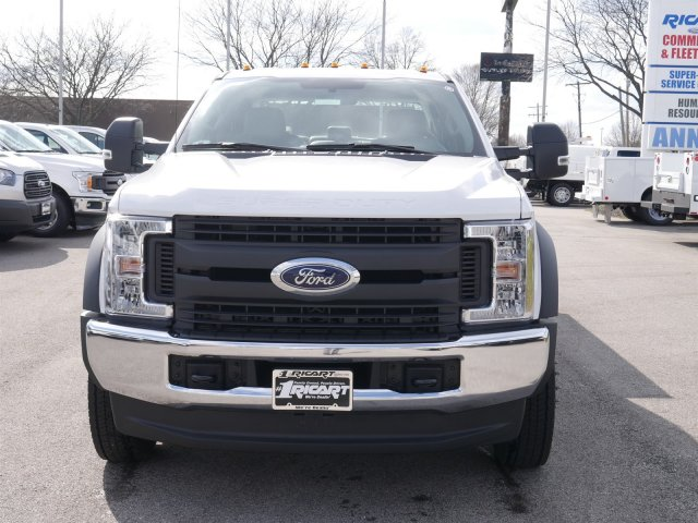 2018 F-550 Crew Cab DRW 4x4,  Reading Service Body #FTJ2561 - photo 4