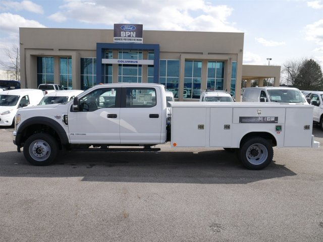 2018 F-550 Crew Cab DRW 4x4,  Reading Service Body #FTJ2561 - photo 5