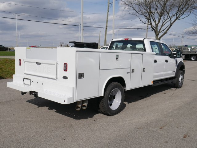 2018 F-550 Crew Cab DRW 4x4,  Reading Service Body #FTJ2561 - photo 7