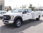 2018 F-550 Crew Cab DRW 4x4,  Reading Service Body #FTJ2561 - photo 1