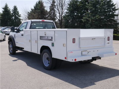 2018 F-550 Regular Cab DRW 4x2,  Reading Classic II Steel Service Body #FTJ2628 - photo 2