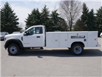2018 F-550 Regular Cab DRW 4x2,  Reading Classic II Steel Service Body #FTJ2628 - photo 5