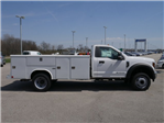 2018 F-550 Regular Cab DRW 4x2,  Reading Classic II Steel Service Body #FTJ2628 - photo 8