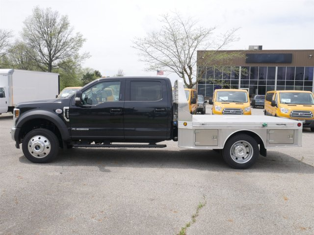 2018 F-550 Crew Cab DRW 4x4,  Hillsboro Platform Body #FTJ2878 - photo 5