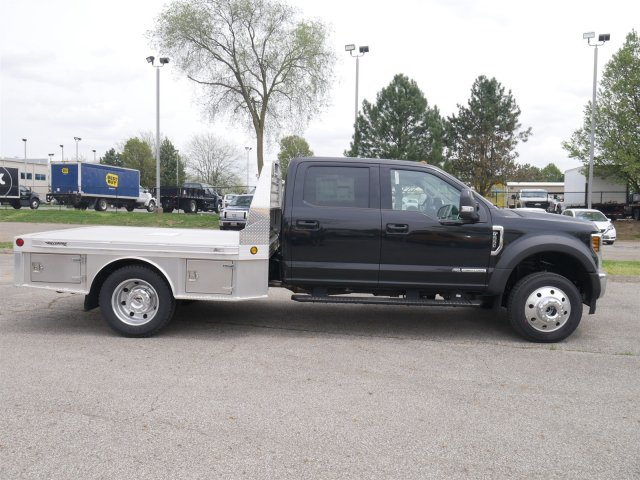 2018 F-550 Crew Cab DRW 4x4,  Hillsboro Platform Body #FTJ2878 - photo 8