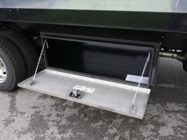 2018 F-550 Regular Cab DRW 4x2,  Kilar Fabrication Rollback Body #FTJ3146 - photo 11