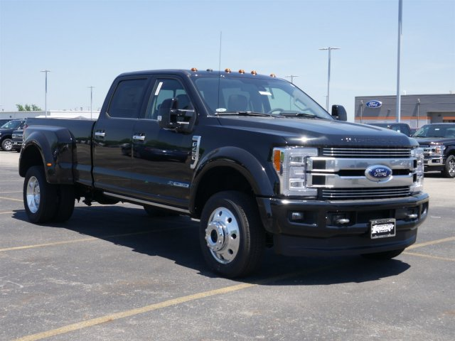 2018 F-450 Crew Cab DRW 4x4,  Pickup #FTJ3470 - photo 3