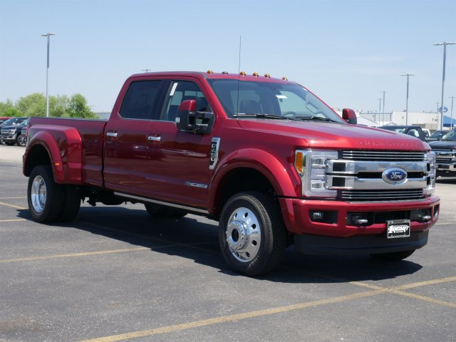 2018 F-450 Crew Cab DRW 4x4,  Pickup #FTJ3471 - photo 3