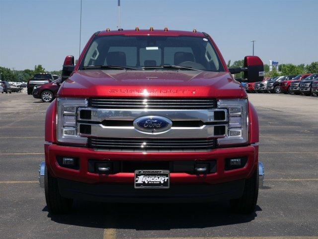 2018 F-450 Crew Cab DRW 4x4,  Pickup #FTJ3471 - photo 14