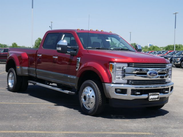 2018 F-450 Crew Cab DRW 4x4,  Pickup #FTJ3478 - photo 3