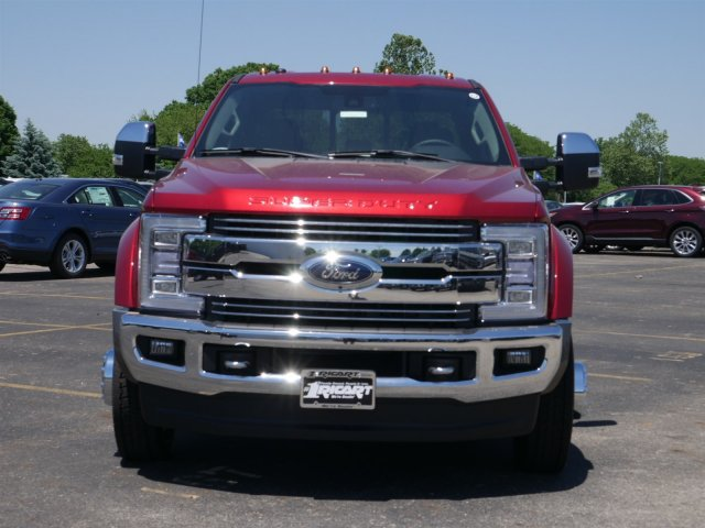 2018 F-450 Crew Cab DRW 4x4,  Pickup #FTJ3478 - photo 13