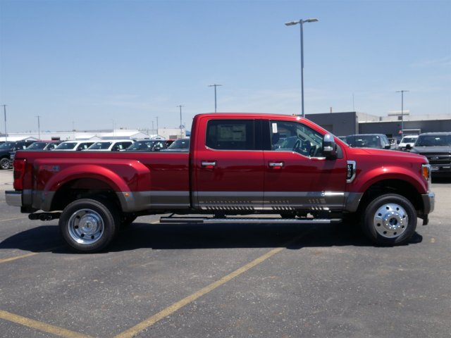 2018 F-450 Crew Cab DRW 4x4,  Pickup #FTJ3478 - photo 17