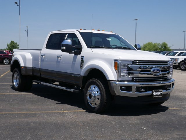 2018 F-450 Crew Cab DRW 4x4,  Pickup #FTJ3479 - photo 3