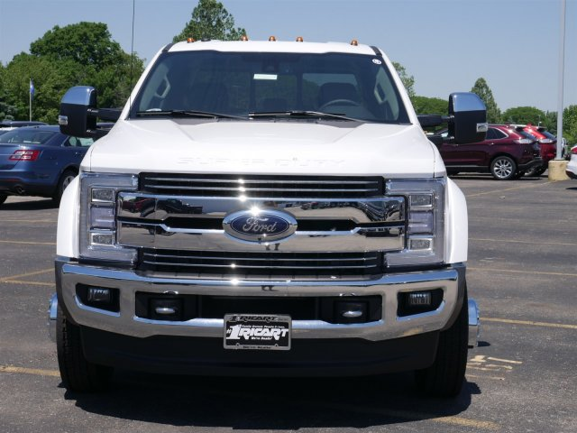 2018 F-450 Crew Cab DRW 4x4,  Pickup #FTJ3479 - photo 11