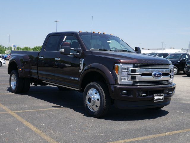 2018 F-450 Crew Cab DRW 4x4,  Pickup #FTJ3480 - photo 3