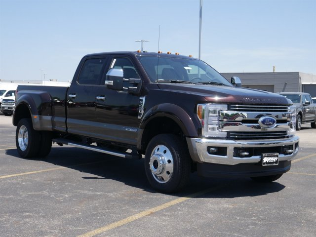 2018 F-450 Crew Cab DRW 4x4,  Pickup #FTJ3482 - photo 3