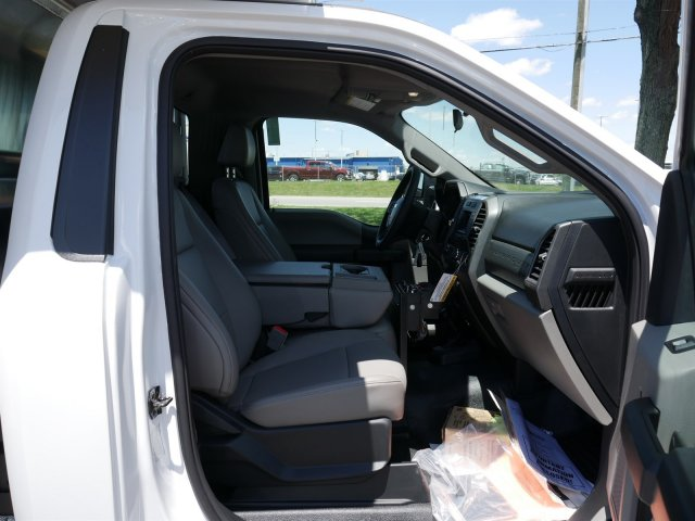 2018 F-550 Regular Cab DRW 4x4,  Rugby Dump Body #FTJ3488 - photo 16