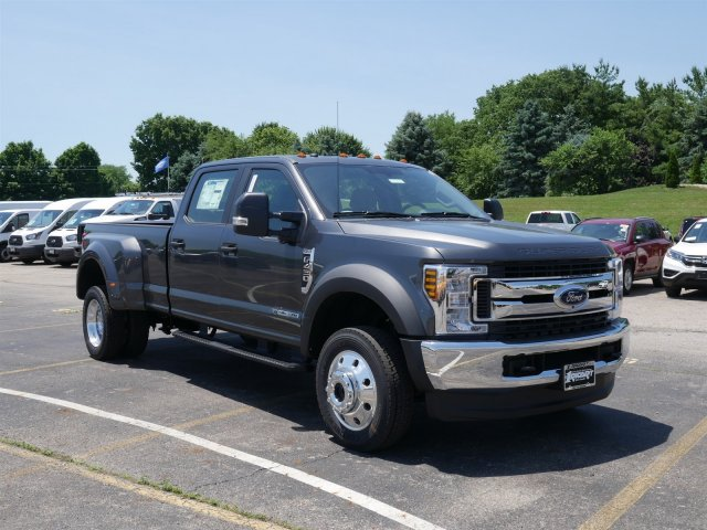 2018 F-450 Crew Cab DRW 4x4,  Pickup #FTJ3731 - photo 3