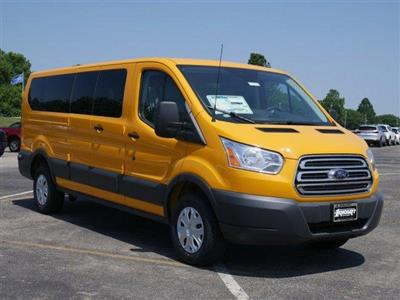 2018 Transit 250 Low Roof 4x2,  Empty Cargo Van #FTJ3938 - photo 3
