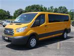 2018 Transit 250 Low Roof 4x2,  Empty Cargo Van #FTJ3938 - photo 1
